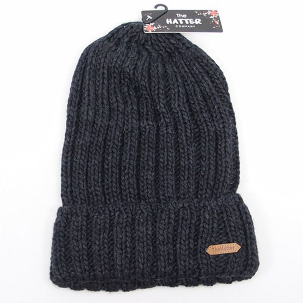 The Hatter - Knitted Long Beanie - LiveHisLove - Live His Love - 3