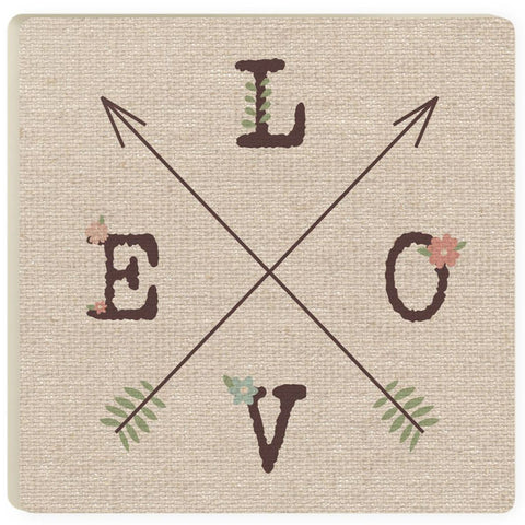 Coaster - L-O-V-E - LiveHisLove - Live His Love