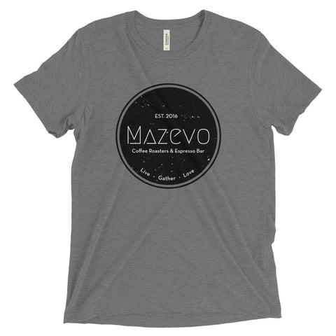 Mazevo Coffee Logo T || Short sleeve t-shirt