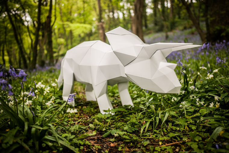 papercraft templates animal models tagged paper craft