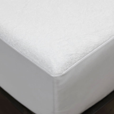 Premium Terry Cloth Top Mattress Protector