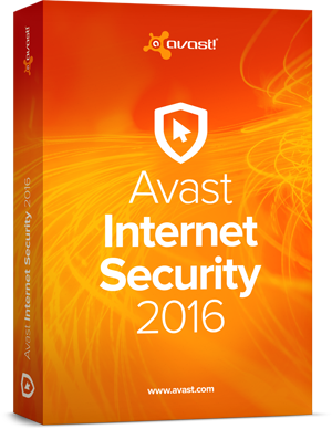 Avast Internet Security 1 år
