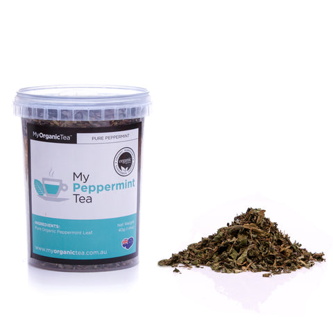 My Peppermint Tea 40 Grams (30 Serves)