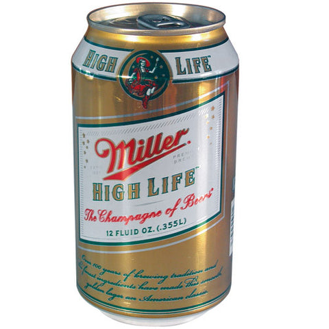 Miller High Life Beer Diversion Safe - Personal Safety Products Plus  - 1