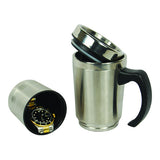 Stainless Steel Coffee Mug Diversion Safe - Personal Safety Products Plus  - 2