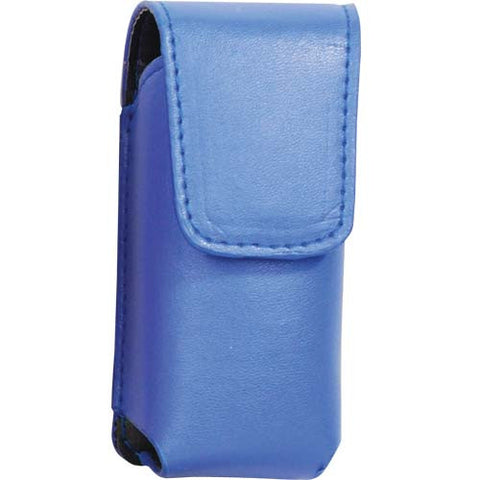 Deluxe Blue Leatherette Holster for the Li'L Guy Stun Gun - Personal Safety Products Plus  - 1
