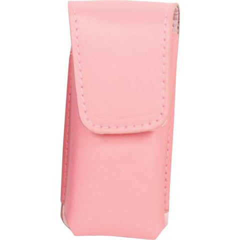 Deluxe Pink Leatherette Holster for the Li'L Guy Stun Gun - Personal Safety Products Plus  - 1