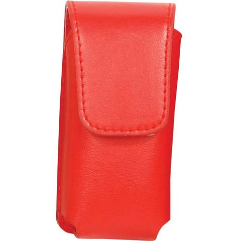 Deluxe Red Leatherette Holster for the Li'L Guy Stun Gun - Personal Safety Products Plus  - 1