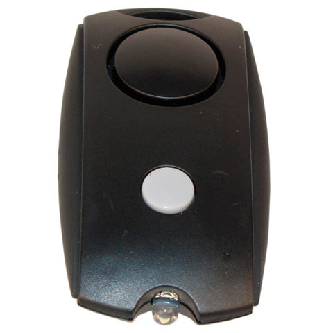 Mini Personal Alarm - Black