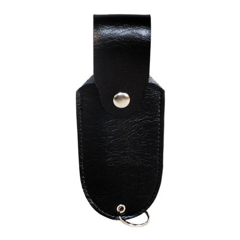 Pepper Shot Leatherette Holster for 2 oz. Pepper Sprays - Personal Safety Products Plus  - 1