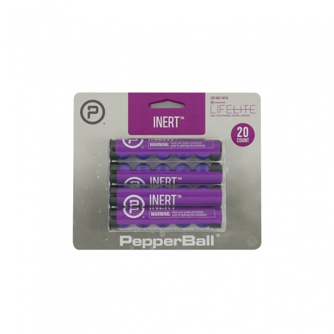 PepperBall® Inert Rounds - 20 pk