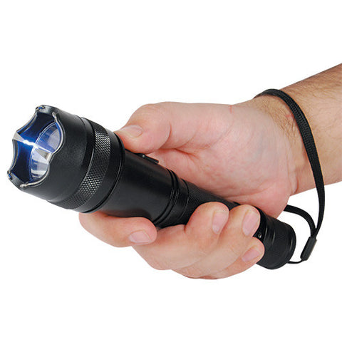 Safety Technology Shorty 15 Million Volt Stun Gun with Flashlight - Personal Safety Products Plus  - 1