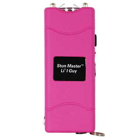 Stun Master™ Li'l Guy 60 Million Volt Pink Stun Gun