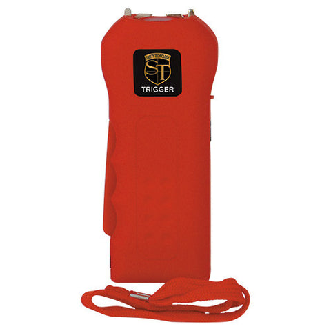 Safety Technology  18 Million Volt Red TRIGGER Stun Gun - Personal Safety Products Plus  - 1