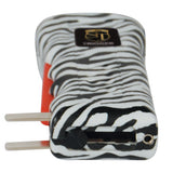 Safety Technology  18 Million Volt Zebra TRIGGER Stun Gun - Personal Safety Products Plus  - 2
