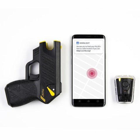 TASER® PULSE + Kit - Available early July.