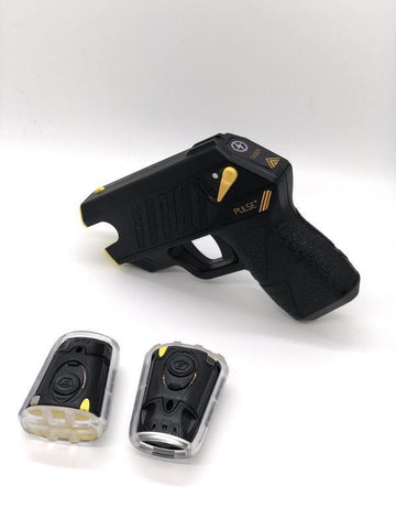 TASER® PULSE + Kit - w/extra 2 pk Live Cartridges