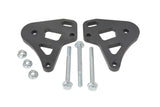 HD Billet Rear Motor Mount Plates (Polaris RZR XP Turbo S / RS1 / SKU 703205)