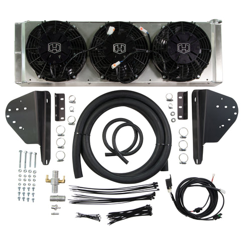 Radiator Relocation Kit CanAm Maverick X3 Turbo (3 Fan)