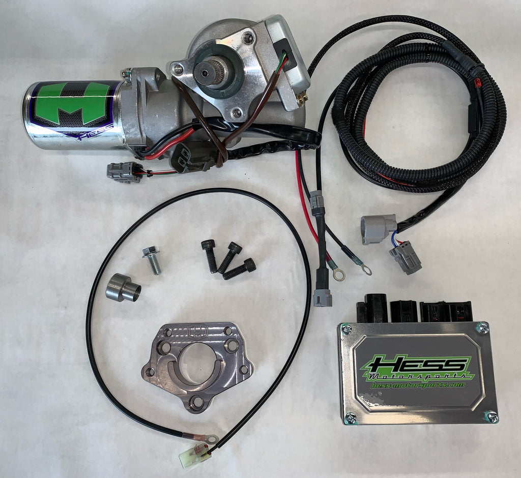 360 Watt Power Steering Upgrade Kit for Yamaha YXZ 1000R /SS – Hess Motorsports