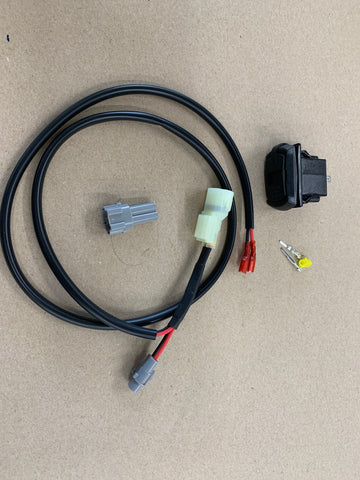 12v USB Accessory Adapter- Honda Talon