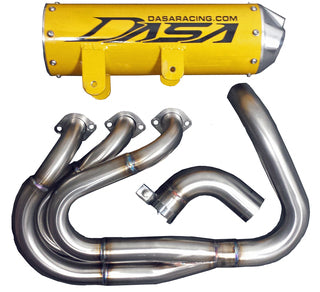 DASA Racing '16-UP YAMAHA YXZ1000 R / SS FULL EXHAUST SYSTEM