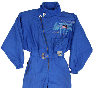 5th AVENUE - SKI SUIT - BLUE - M - Ski Suit