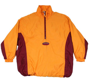 RODEO - SKI PULLOVER JACKET - ORANGE - XL - ski jacket