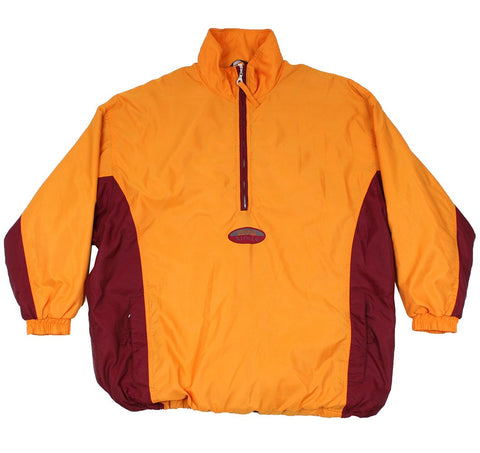RODEO - SKI PULLOVER JACKET - ORANGE - XL