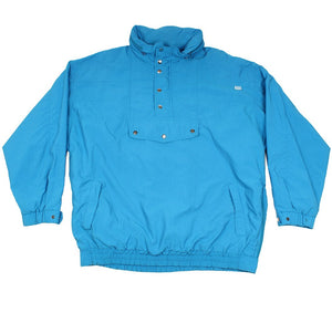 RODEO - SKI PULLOVER JACKET - BLUE - XL