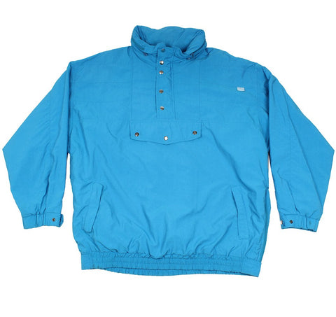 RODEO - SKI PULLOVER JACKET - BLUE - XL - Ski Jacket