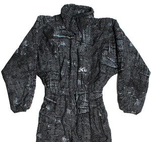 LUHTA - SKI SUIT - BLACK SPECKLED - S - Ski Suit