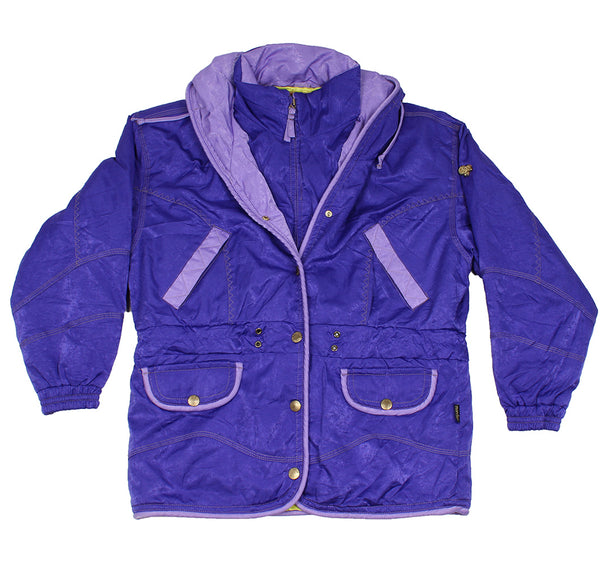 MERDISE - SKI JACKET - PURPLE - S/M - Ski Jacket