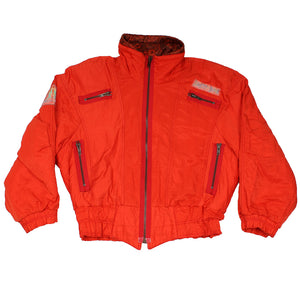 DRESS THE BONE - SKI JACKET - RED - M - Ski Jacket