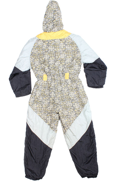 SKI SUIT - ABSTRACT PRINT - KIDS - Ski Suit