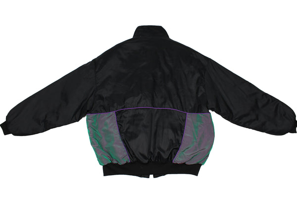 SWINGSTER - APRES SKI JACKET - BLACK - L - Ski Jacket