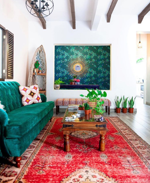 Your Guide to Bohemian Style at Home