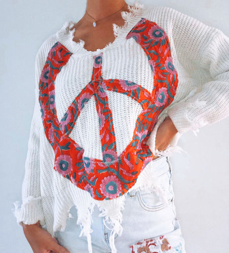 Good Vibes Sweater - ErinMade
