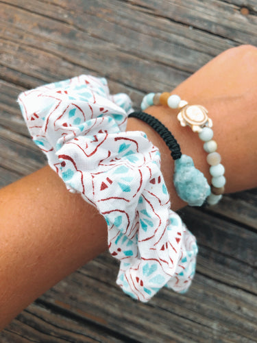 Sugar Scrunchie - ErinMade