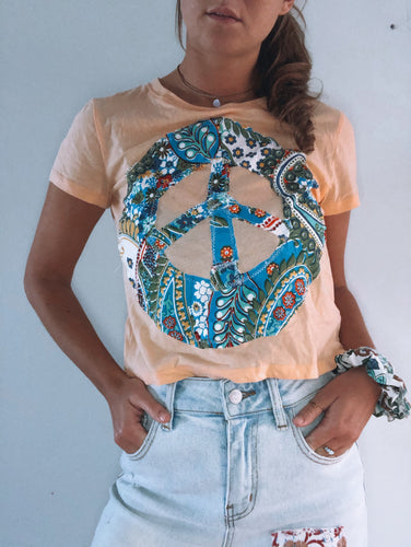 Peace T-Shirt - ErinMade