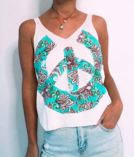 Good Vibes Tank (Long)