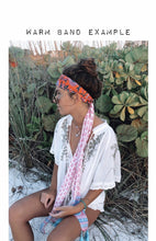 Load image into Gallery viewer, Scarf in Palm Spring Print - ErinMade
