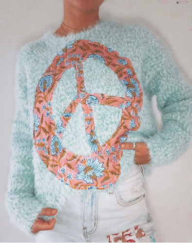 Good Vibes Sweater (Sale) - ErinMade