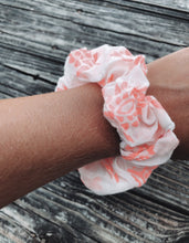 Load image into Gallery viewer, Printed Scrunchie - ErinMade