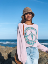 Load image into Gallery viewer, Good Vibes Sweater (Sale) - ErinMade