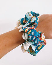 Load image into Gallery viewer, Pacific Scrunchie - ErinMade