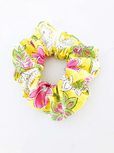 Tropic Scrunchie - ErinMade