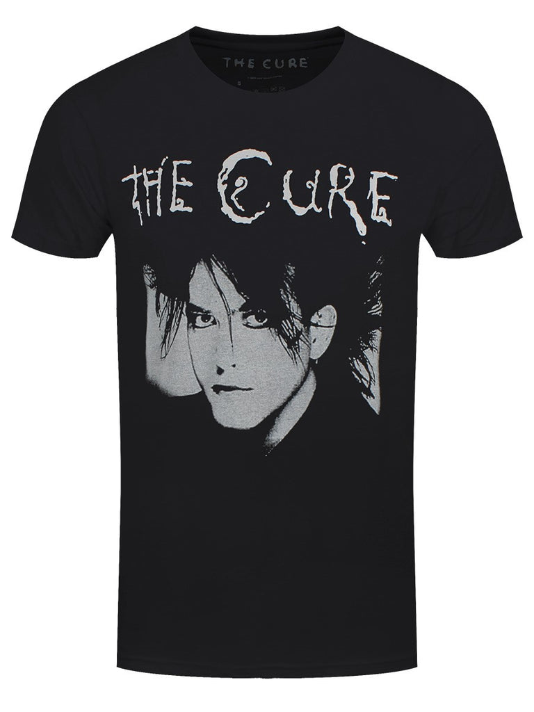 The Cure - Robert Illustration - Mens T-Shirt
