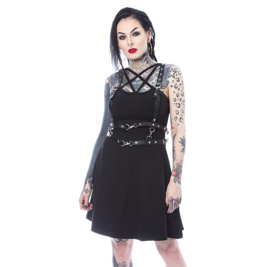 Heartless - LUNAR DRESS - Women's Skater Dress
