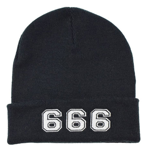 Darkside - 666 Occult Beanie - Unisex